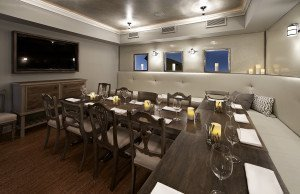 Hanks Oyster Bar Private Dining Room