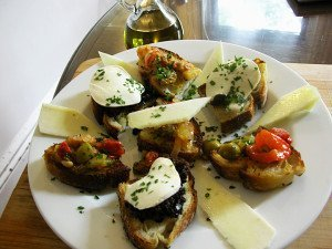 Healthy Appetizers-RestaurantMealPrices