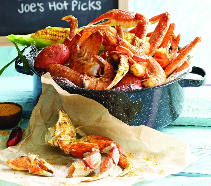 Joe's Crab Shack-RestaurantMealPrices