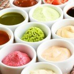 Easy with the dressings-RestaurantMealPrices