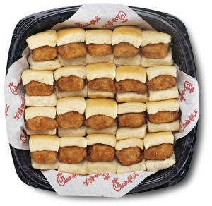 Chick-Fil-A Chick-n-Minis Breakfast-RestaurantMealPrices
