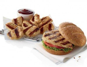Grilled Chicken Sandwich and Fruit Cup (Chick-fil-A)-RestaurantMealPrices