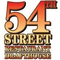 54th Street Grill Menu Choices