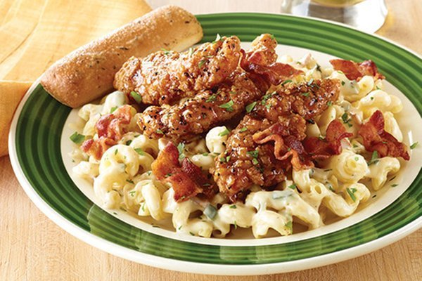 The 9 Healthy Food Items To Look For On The Applebee's Menu | 2015