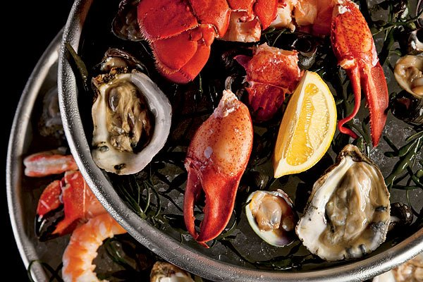 Chicago's Go To Places for a Seafood Dinner