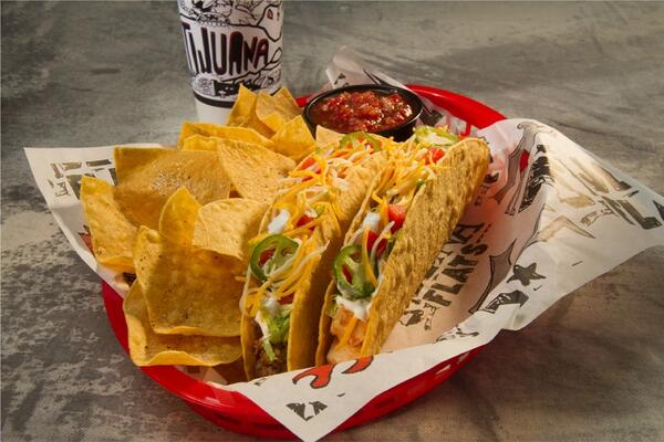 Diners Rock When Visiting Tijuana Flats