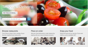 takeout-delivery-webpage