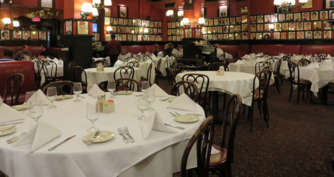 NYC Iconic Restaurants