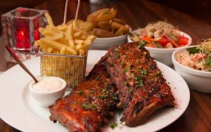 Applebee's is Where to go for the Best Full Rack of Ribs