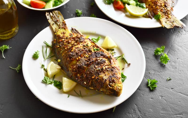 How to Make Blackened Tilapia