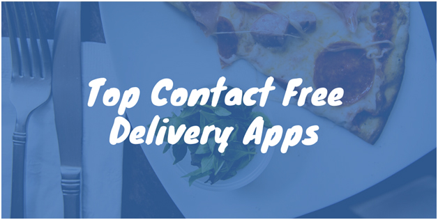 Top Contact Free Delivery Apps